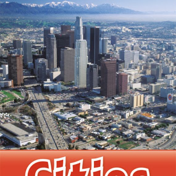 """WEEK 18 COMPLEMENTARY TEXT """"CITIES"""", AUGUST 10TH – 14TH"""